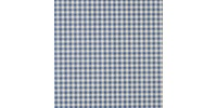 "GINGHAM BLUE  TISSUE 15"" X 20"""