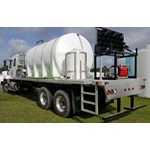 3135 Gallon Roadside Spray Truck - Injection GPS