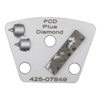 PCD + Diamond Trapezoid