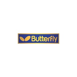 Butterfly Logo Classic Pin
