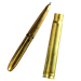 .375 MAG BRASS BULLET PEN – Black Ink