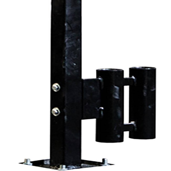 RAGE DOUBLE BARREL BARBELL HOLDER