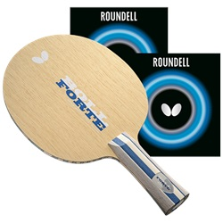 Timo Boll Forte FL Proline with Roundell