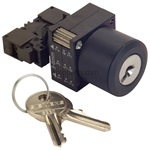 ELEC SWITCH KEY ON/OFF