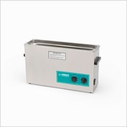 Crest 2.5 Gallon Ultrasonic Cleaner