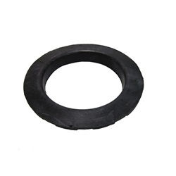 Front coil spring pad