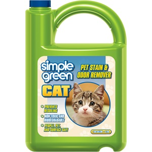 Simple Green® Cat Pet Stain & Odor Remover