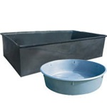 Polyethylene Containment Basins
