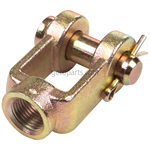 CLEVIS YOKE SELF CLOSING VALVE