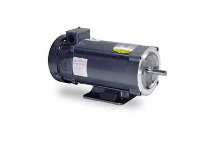 DC Electric Permanent Magnet Motor - 1/4 HP
