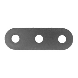 Spark plug wire spacer