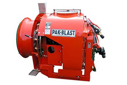 "Rears 100 Gallon Pak-Blast with 28"" Fan"