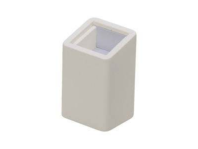 3.5 INCH TALL CUBE