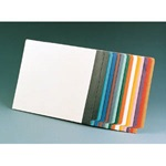 Color Banded and Color Framed Folders