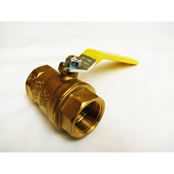 "1"" Brass Ball Valve"