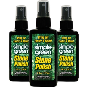 Simple Green® Stone Polish Samples - 1 Case