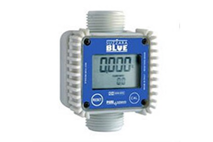 "Suzzara Blue K24 Digital Meter, 1"" BSP"