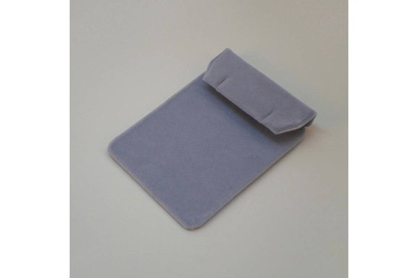 GRY VELVET PAD FOR V1205 100