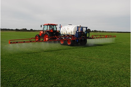 1000 Gallon 50 Foot Boom Sprayer