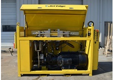 Jet Edge Water Blast Cabinet, Used