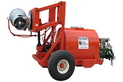 Rears 500 Gallon Power Blast Sprayer with Gun