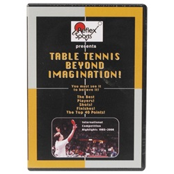 Beyond Imagination Table Tennis DVD