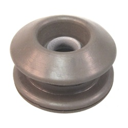 Brown starter rod boot