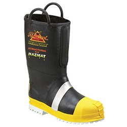 Thorogood Hellfire Rubber Insulated Felt Fire Boot