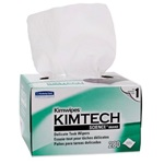 Delicate Task Wipes - Kimtech, 1 Ply Tissue