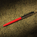 CLICKER PEN – Red Ink