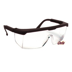 Defender™ Safety Glasses, Clear Lens (Qvis)