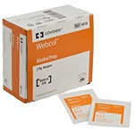 Webcol Medium Prep Pads