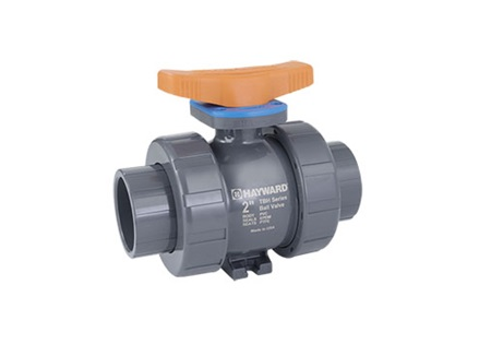 "2"" Safety TBH Series True Union Ball Valve 