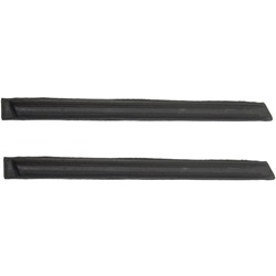 Hardtop roof rail weatherstrip
