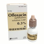 Ofloxacin Drop 0.3%, 5mL