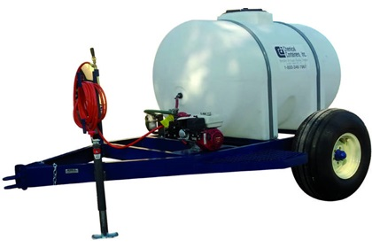 525 Gallon Spray Trailer