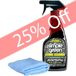 Simple Green® Stone Cleaner Combo Kit
