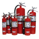 Amerex Muti-Purpose ABC-rated Dry Chemical Fire Extinguishers