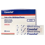 Coverlet Adhesive Strip