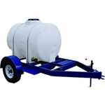 525 Gallon Supply Trailer