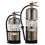 Amerex Pressurized Water Extinguishers and Foam Extinguishers