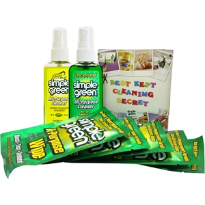 Simple Green® On-the-Go Sample Kit