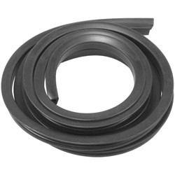 Fenderskirt edge seal
