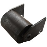 "6 5/8"" D x 8"" L Front Roller with Brackets"
