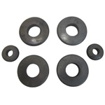 Side mount spare grommet kit