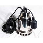 Stainless Steel Sump Pump 1/2 Horsepower 115v