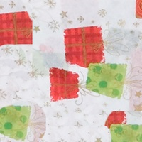 MODERN CHRISTMAS TISSUE 8/CASE