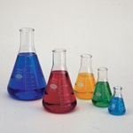 Glass Erlenmeyer Flask Starter Pack (Kimble 26520-01)
