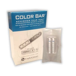 Schirmer Tear Test Strips - Color Bar