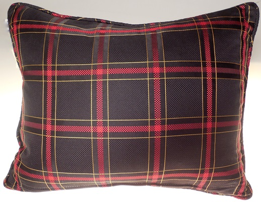 Ralph Lauren Black & Red Pillow